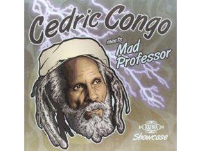 CEDRIC CONGO & MAD PROFESSOR - Ariwa Dub Showcase (LP)