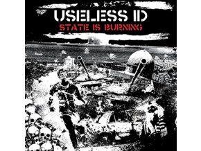 USELESS ID - State Is Burning (LP)