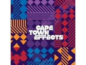 CAPE TOWN EFFECTS - Cape Town Effects (LP)