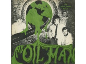 JARVIS STREET REVUE - Mr Oil Man (LP)
