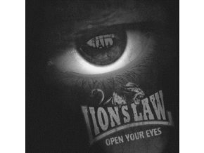 LIONS LAW - Open Your Eyes (LP)