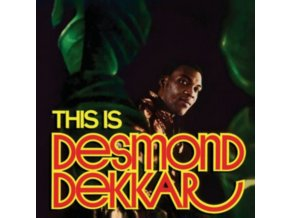 DESMOND DEKKER & THE ACES - This Is Desmond Dekkar (LP)