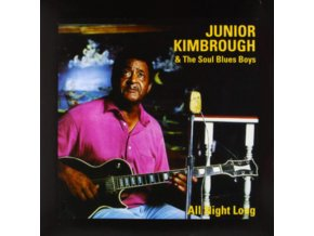 JUNIOR KIMBROUGH - All Night Long / Soul Blues (LP)