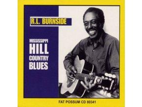 R.L. BURNSIDE - Mississippi Hill Country Blues (LP)