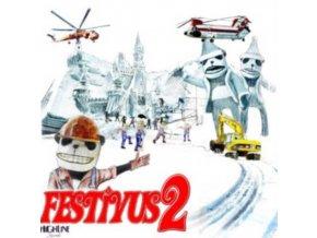 VARIOUS ARTISTS - Highline Records Festivus 2 (LP)