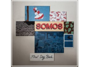 SOMOS - First Day Back (LP)