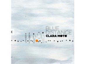 CLARA MOTO - Blue Distance (LP)