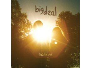 BIG DEAL - Lights Out (LP)