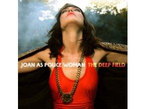 JOAN AS POLICE WOMAN - The Deep Field (LP)