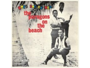 THE PARAGONS - On The Beach (LP)