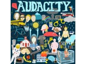 AUDACITY - Hyper Vessels (LP)