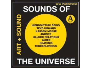 VARIOUS ARTISTS - Sounds Of The Universe - Art + Sound (LP)
