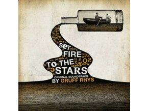 GRUFF RHYS - Set Fire To The Stars - Ost (LP)