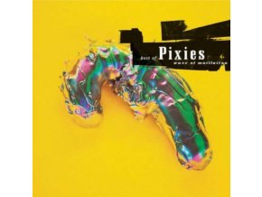 PIXIES - Best Of - Wave Of Mutilation (LP)