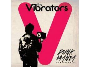 VIBRATORS - Punk Mania - Back To The Roots (LP)