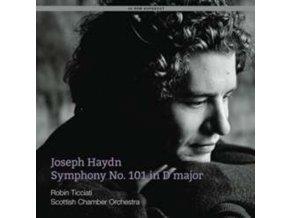 ROBIN TICCIATI / SCOTTISH CHAMBER ORCHESTRA - Haydn - Symphony No. 101 (LP)