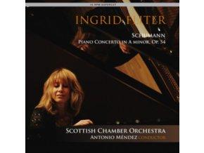 INGRID FLITER / SCOTTISH CHAMBER ORCHESTRA / ANTONIO MENDEZ - Schumann: Piano Concerto In A Minor (LP)
