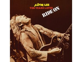 ALVIN LEE & TEN YEARS LATER - Ride On (LP)