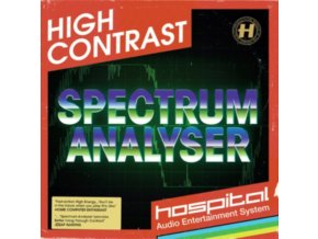 """HIGH CONTRAST - Spectrum Analyser / Some Things Never Change (12"""" Vinyl)"""