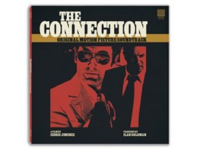 VARIOUS ARTISTS - The Connection - OST (LP)