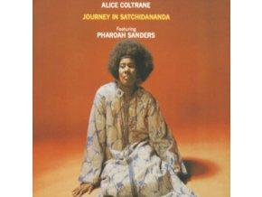 ALICE COLTRANE (PHAROAH SANDERS) - Journey In Satchidananda (180 Gram/Gatefold/Audiophile) (LP)