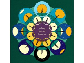 BOMBAY BICYCLE CLUB - So Long See You Tomorrow (LP)