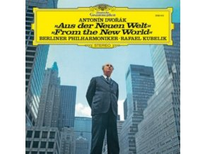 BERLIN PHILHARMONIC / KUBELIK - Dvorak / From The New World (LP)