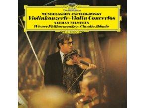 MILSTEIN/VP - Mendelssohn/Tchaikovsky/Violin Concertos (LP)