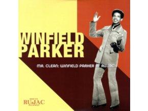 WINFIELD PARKER - Mr Clean - At Ru-Jac (LP)