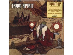 TEAM SPIRIT - Team Spirit Ep (LP)