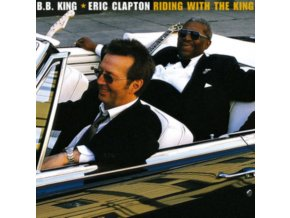 B.B. KING & ERIC CLAPTON - Riding With The King (LP)