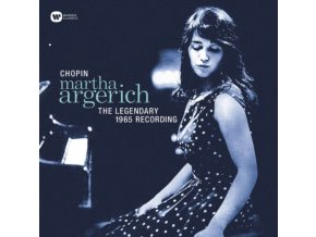 MARTHA ARGERICH - Chopin - The Legendary 1965 Recording (LP)