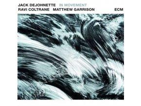 JACK DEJOHNETTE / RAVI COLTRANE / MATTHEW GARRISON - In Movement (LP)