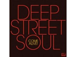 "DEEP STREET SOUL - Come Alive! (12"" Vinyl)"