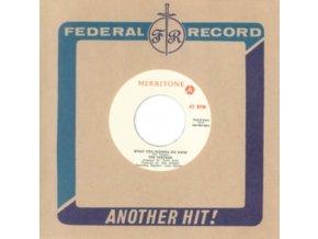"TARTANS & LYNN TAITT & THE JETS - What You Gonna Do Now (7"" Vinyl)"