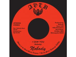 "NOBODY - I Saw You (7"" Vinyl)"