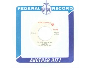"""HENRY BUCKLEY & MIKE THOMPSON - You Never Could Be True (7"""" Vinyl)"""