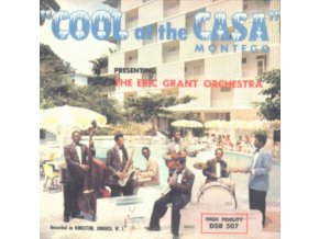 ERIC GRANT ORCHESTRA - Cool At The Casa Montego (LP)
