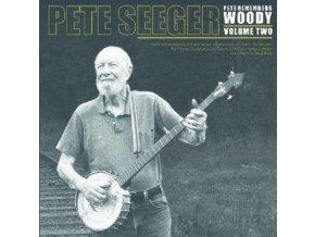 PETE SEEGER - Pete Remembers Woody - Pt 2 (LP)