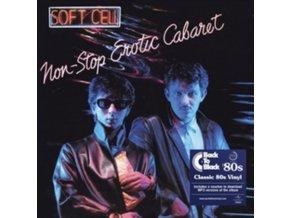SOFT CELL - Non-Stop Erotic Cabaret (LP)