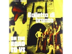 BALLETTO DI BRONZO - On The Road To Ys (LP)