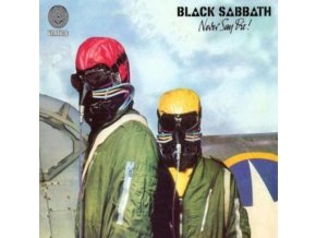 BLACK SABBATH - Never Say Die! (LP)