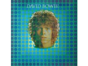 DAVID BOWIE - David Bowie Aka Space Oddity (LP)
