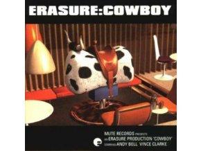 ERASURE - Cowboy (LP)