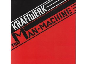 KRAFTWERK - The Man Machine (LP)