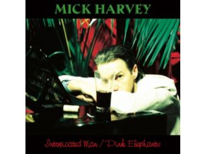 MICK HARVEY - Intoxicated Man / Pink Elephants (2 Bonus Tracks) (LP)