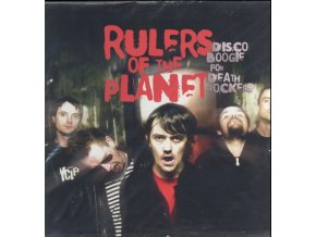 RULERS OF THE PLANET - Disco Boogie For Death Rockers (LP)