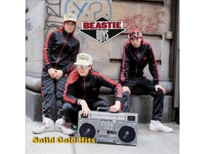BEASTIE BOYS - Solid Gold Hits (LP)