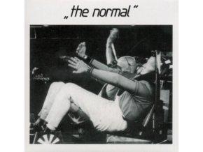 """NORMAL - Warm Leatherette/T.V.O.D. (7"""" Vinyl)"""