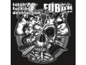 "TOTAL FUCKING DESTRUCTION / FUBAR - Split (7"" Vinyl)"
